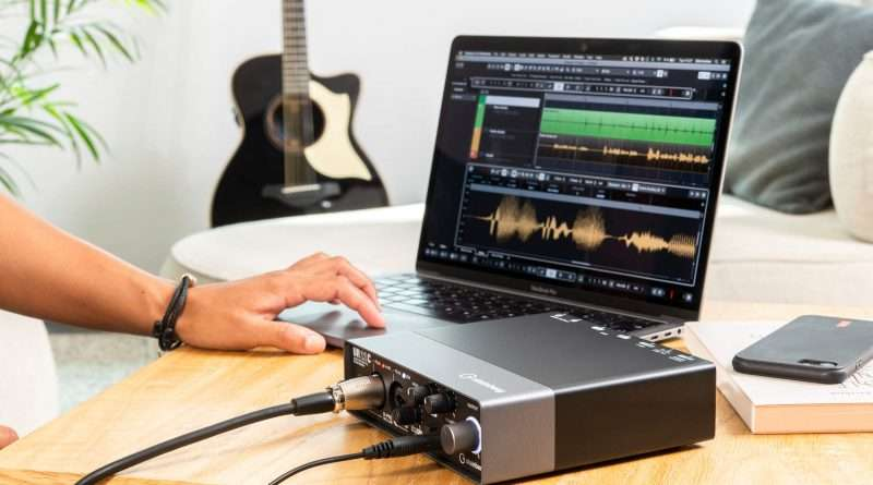 Steinberg UR22C USB 3 Type C Audio Interface