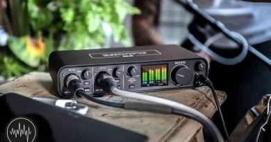 Motu M4 USB-C audio interface