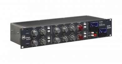 Heritage Audio HA-609A Analog Compressor Limiter