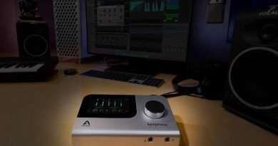 Apogee Symphony Desktop Audio Interface: Winter NAMM 2020