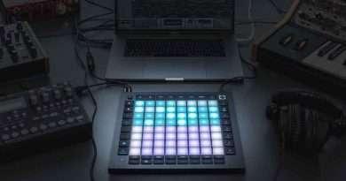 Novation Launchpad Pro MK3 MIDI Pad Controller