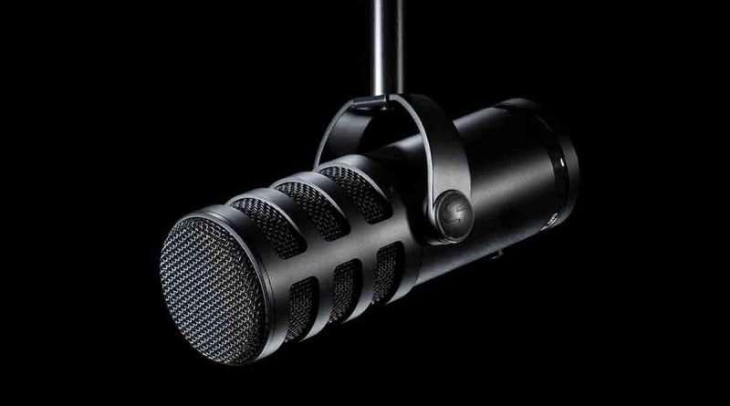 Samson Q9U broadcast dynamic microphone