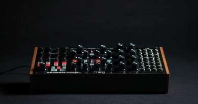 Moog Subharmonicon Analog Synth