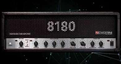 Nembrini Audio 8180 Monster Tube Guitar Amplifier Plugin