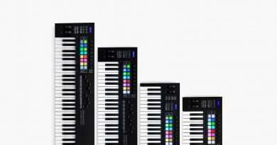 New Novation Launchkey MK3 Midi Keyboard Controllers (61, 49, 37, 25 key)