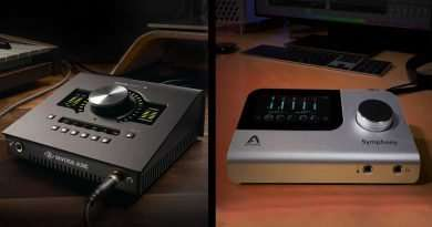 Universal Audio UAD Apollo Twin X vs Apogee Symphony Desktop Audio Interface