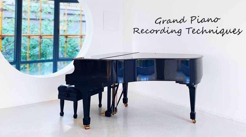 Grand Piano Recording Techniques