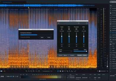 Izotope RX8 plugin